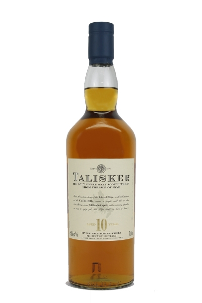 Talisker 10 Year Old New Label