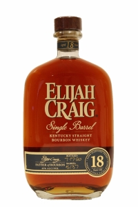 Elijah Craig 18 Year Old Single Barrel