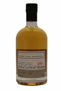 William Grant Rare Cask Ghosted Reserve