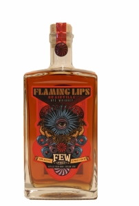 F.E.W Flaming Lips Brainville Rye Whiskey