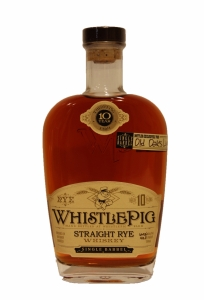 Whistle Pig Straight Rye 10 Years Old Batch#3 Old Oaks
