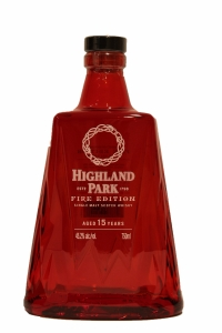 Highland Park 15 Years Old Fire Edition