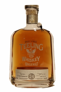 Teeling Irish Single Malt Whiskey  24 Years Old Vintage Reserve