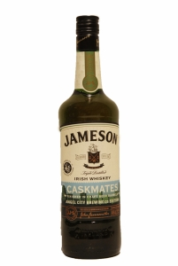 Jameson Craftmates Finished in Craft Beer Barrels Angle City Brewing Co