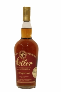 Weller Antique 107 Bottled for Old Oaks Liquor & Cigar