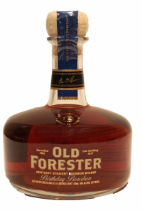 Old Forester Birthday Bourbon 2017 Release