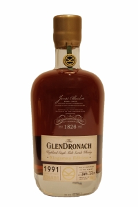 GlenDronach 1991 25 Years Old  Kingman Edition Sherry Cask