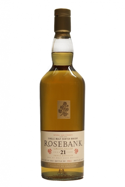 Rosebank 21 Year Old Bottled 2014