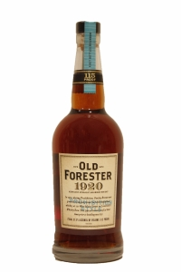 Old Forester 1920 Straight Bourbon Whiskey