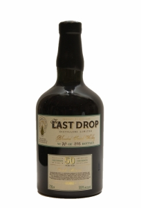 Last Drop Blended Scotch Whisky 50 Years Old