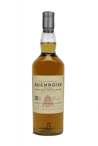 Auchroisk 20 Year Old 2010