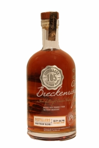 Breckenridge Bourbon Whiskey Distillers High Proof Blend