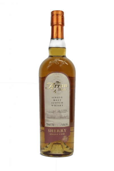 Arran Malt Sherry Single Cask