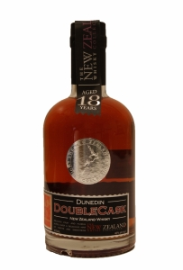 Dunedin Double Cask 18 Year Old New Zealand Whisky
