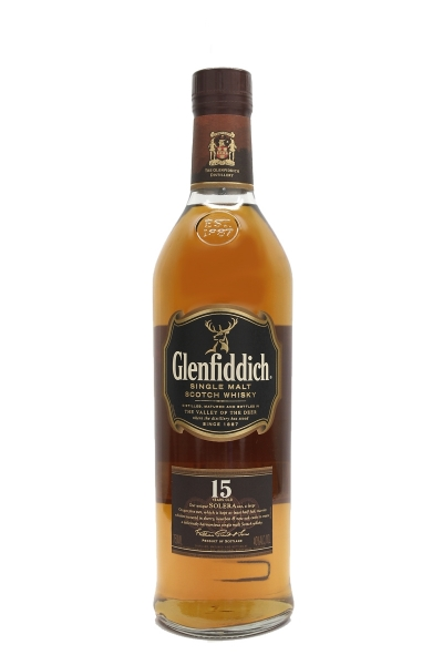 Glenfiddich 15 Year Old