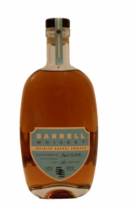 Barrell Whiskey Infinite Barrel Project