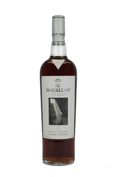 Macallan Masters of Photography Albert Watson