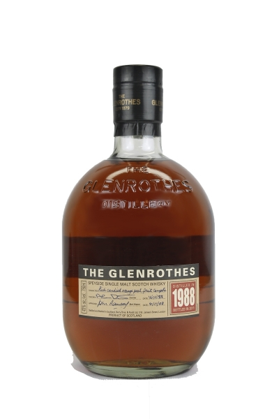Glenrothes 1988 Bottled 2011