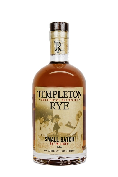 Templeton Rye Prohibition Era Recipe