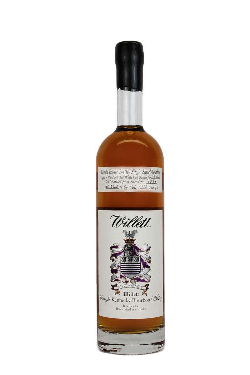 Willett bourbon - photo#2