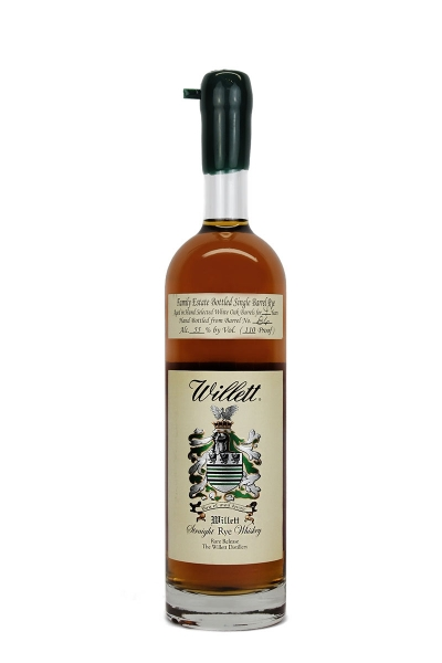 Willett 4 Year Old Single Barrel Rye