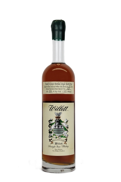 Willett 5 Year Old Single Barrel Rye