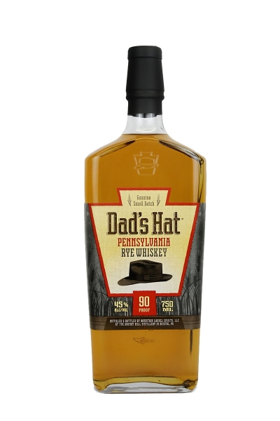 Dad's Hat Pennsylvania Rye Whiskey 90 Proof
