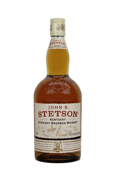 John B. Stetson Kentucky Bourbon Whiskey