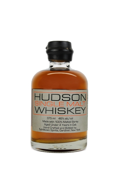 Hudson Single Malt Whiskey 375ML
