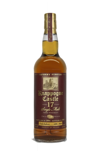 Knappogue Castle 17 Year Old Twin Wood
