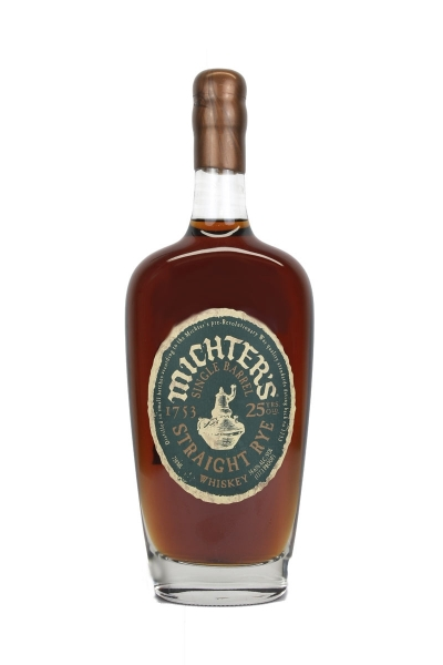 Michter's Straight Rye 25 Year Old