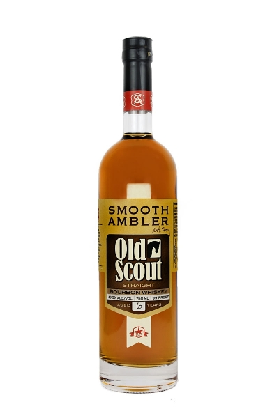 Smooth Ambler Old Scout 6 Year Old Bourbon Whiskey