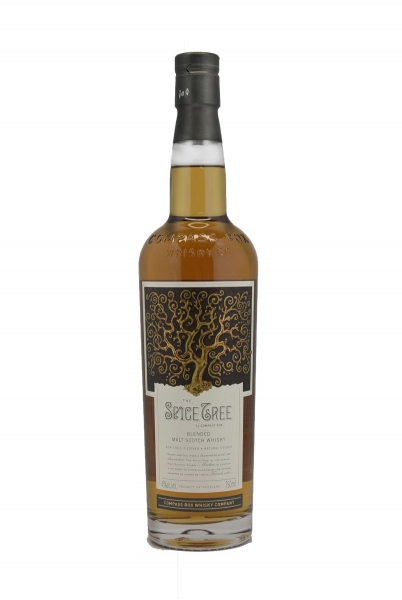 Compass Box Spice Tree Blended Scotch Whisky