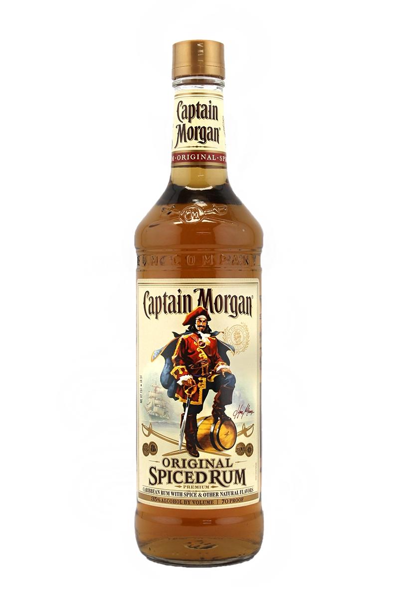 Captain Morgan Original Spiced Rum | Oaksliquors.com