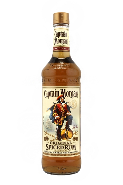 Captain morgan original spiced rum for What goes good with spiced rum