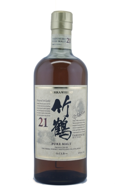 Nikka Pure Malt 21 Year Old