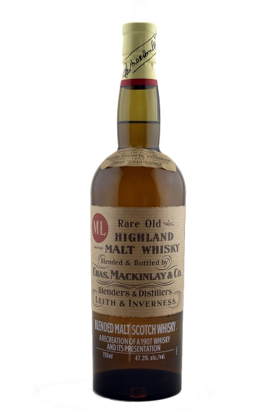 Mackinlay's Rare Old Highland Malt Whisky
