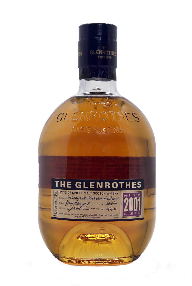 Glenrothes 1992 2nd Edition | The Whisky Shop
