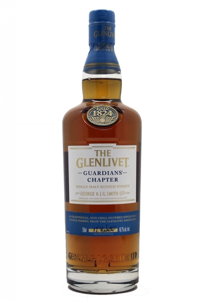 Glenlivet Guardians Chapter Limited Edition