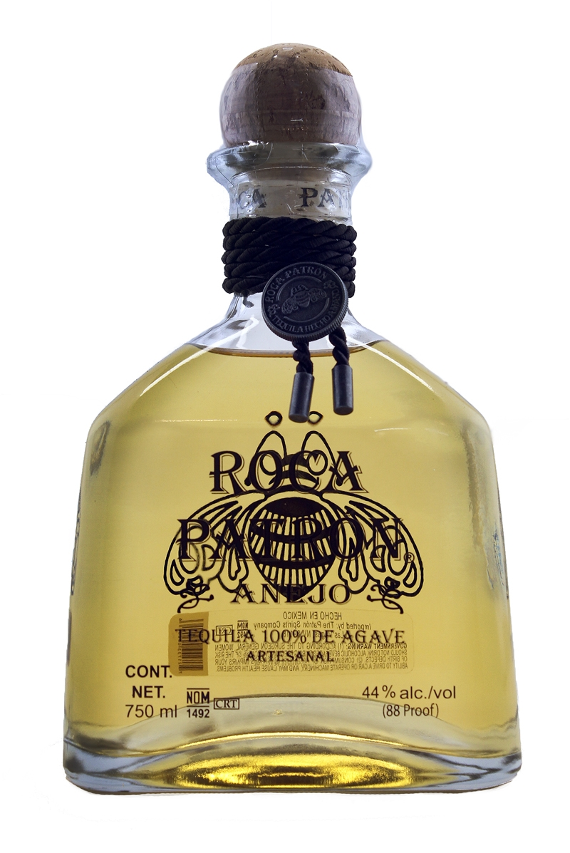 Roca patron anejo tequila for Which tequila is best