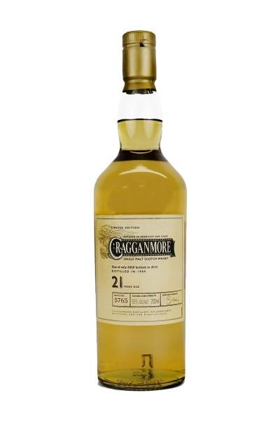 Cragganmore 21 Year Old