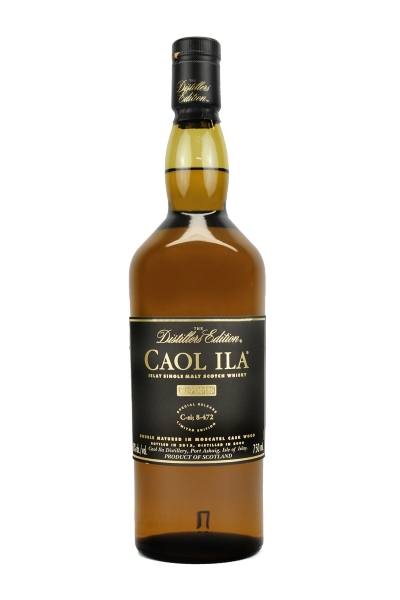 Caol Ila Distillers Edition 2012