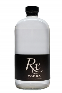 Rx Unfiltered Vodka