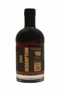 Redemption Barrel Proof