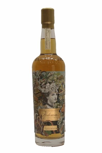 Compass Box Hedonism Quindecimus Fifteenth Anniversary Limited Edition