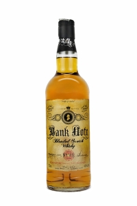 Bank Note Blended Scotch Whisky