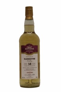 Glengoyne 18 Years Old First Edition Bottle 39 of 264