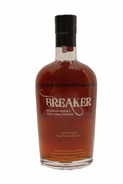 Breakers Bourbon Port Barrel Finish