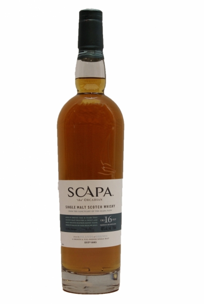 Scapa Orcadian 16 Year Old
