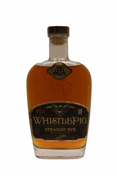 Whistlepig 11 Years Old Straight Rye